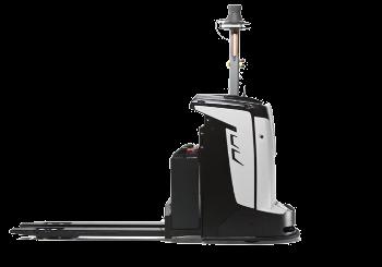 sistema di trasporto AGV