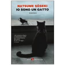 Risultato immagini per io sono un gatto di natsume soseki