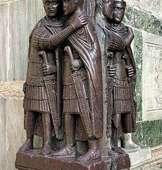 diocleziano e la tetrarchia