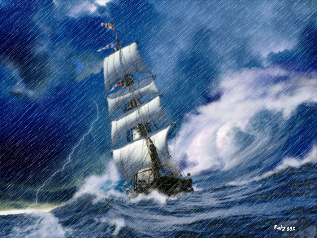nave senza nocchiero