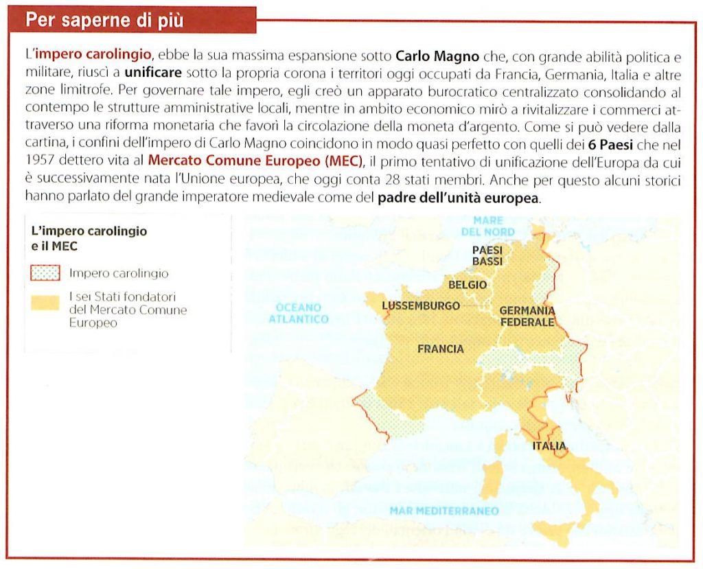 Antenato del MEC mercato comune europeo